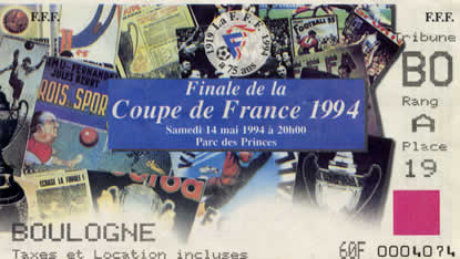 Billets de matchs montpellier interactif le forum du mhsc - Billet finale coupe de france ...